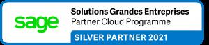 Logo Sage Silver Partner